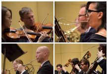 Olympia Symphony Orchestra OSO Musicians