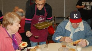 Panorama Help Homeless Senior Services Free Lunch