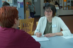 Panorama Help Homeless Seniors Molly Noble Supportive Services