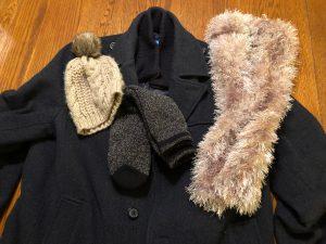 Panorama Help Homeless warm clothing drive