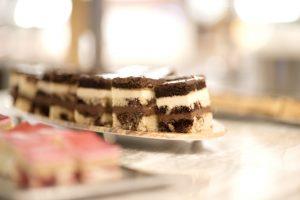 Quinault Beach Resort and Casino chocolate dessert