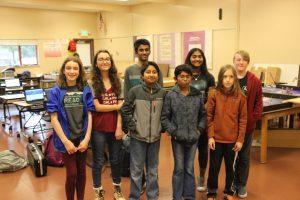 Jefferson Middle School Robotics Team
