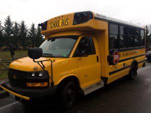 Sound to Harbor ESD 113 Bus Driver Training Bus Fleet