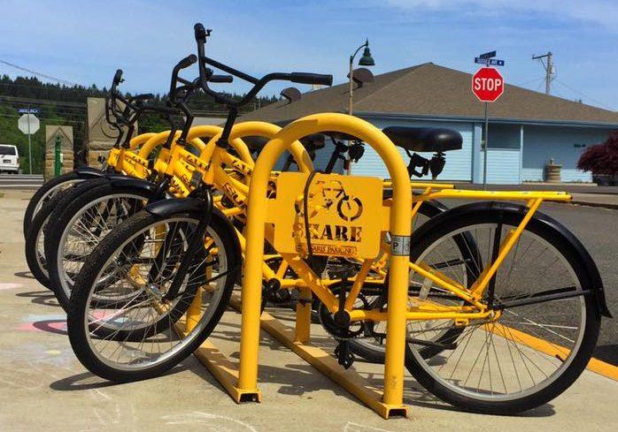 T90 Yellow Bike Project