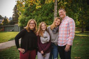 The Mayday Foundation Rowley family