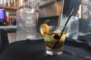Yelm Cinemas Uptown Lounge cocktail
