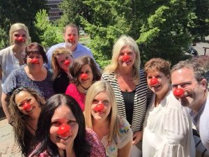academy mortgage red nose day