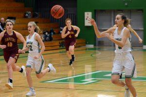 Tumwater Girls Basketball