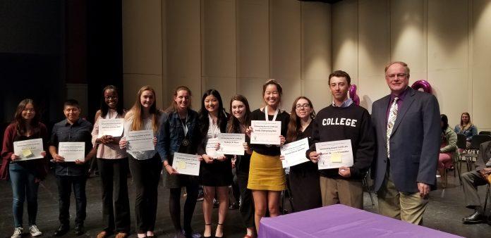 2018 North Thurston High School NTEF Scholarship Recipients
