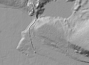 Deschutes LIDAR Lawerance canal