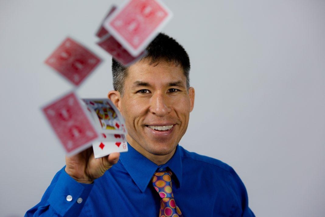 Jeff Evans Magician
