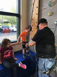 Lelah Fields Family South Sound YMCA