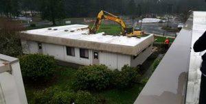 Mason General Hospital New Building Update Mason Clinic HR Demolition