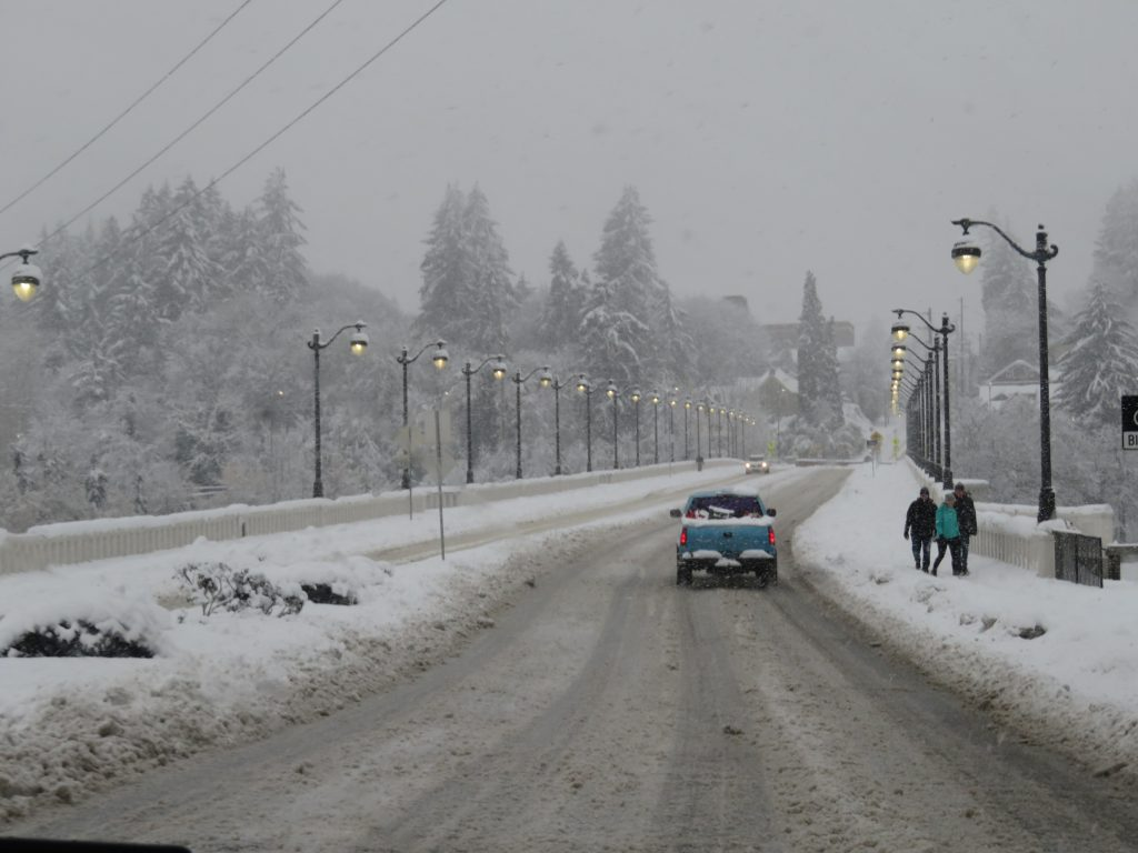 Thurston County Prepare Now For Winter Snow And Ice