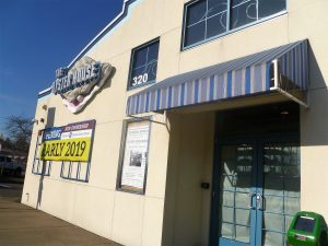Oyster House opens February 2019
