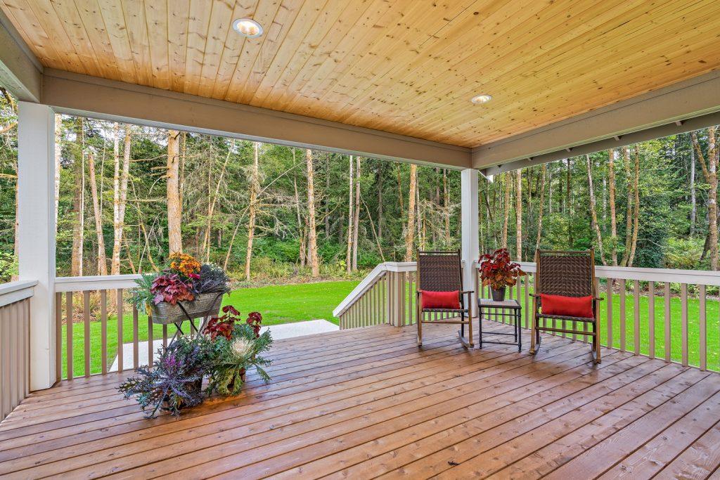 Rob Rice Homes Center Lane Step Into Serenity