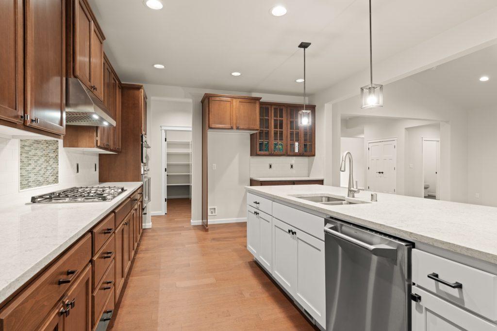 Rob Rice Homes Center Lane Torrey Kitchen