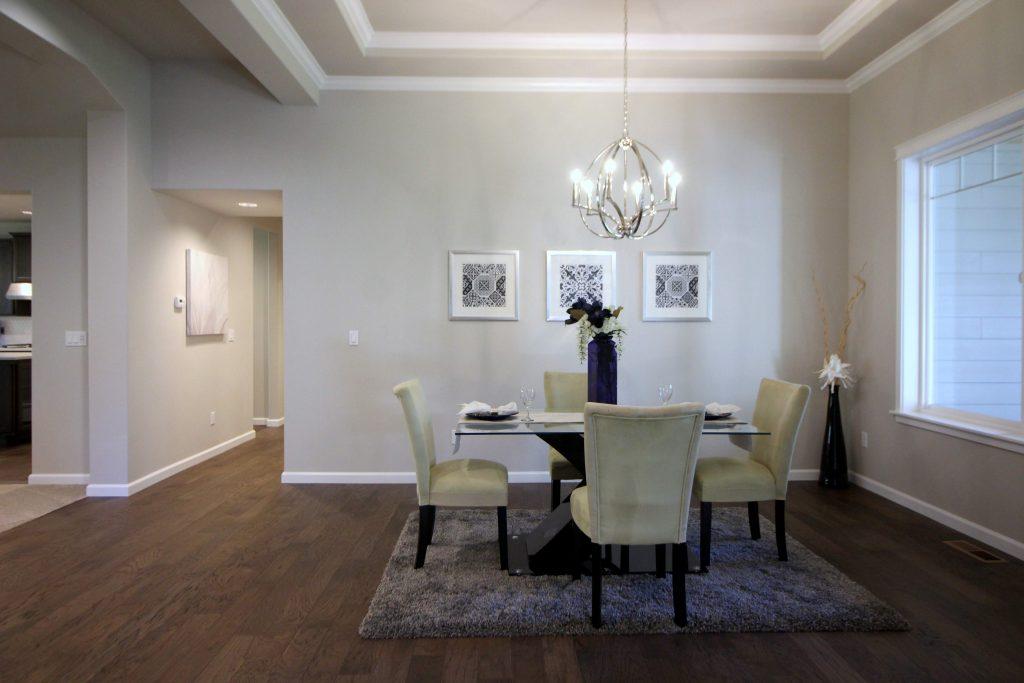 Rob Rice Homes Center Lane Vallhala Dining Room