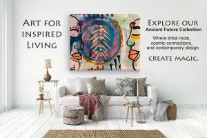 Sacreah Art for Inspired Living