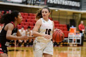 Saint Martins womens basketball