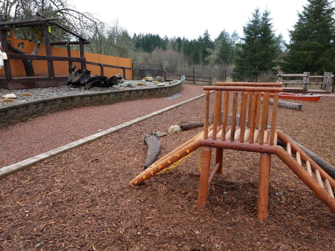 Sequoias Treehouse Playground and Wetland