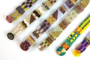 Shipwreck Beads Flat Peyote Stitch
