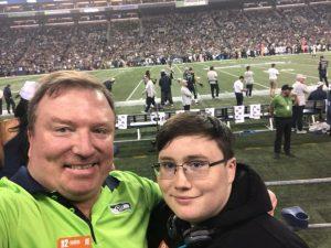 Steadman Properties Michael Steadman and his son Donovan