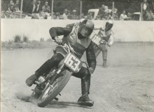 Town and Country Ron Sr Racing Flat Track Mid 60s