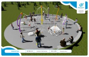 Woodruff Park Sprayground Plans