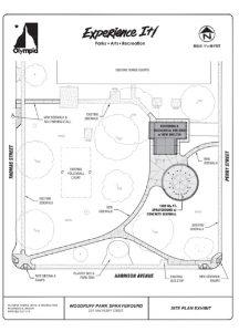 Woodruff Park Sprayground Site