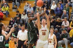 capital basketball regionals