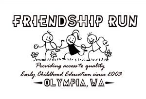 Friendship Run 5k/10k/kids run @ McLane Elementary School