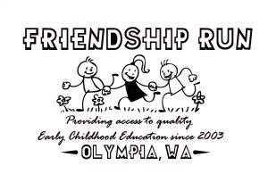 Friendship Run 5k/10k/kids run @ McLane Elementary School