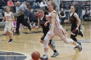 Rainier High School Basketball