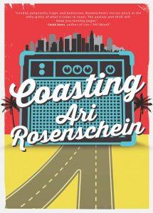 Ari Rosenschein reading - Coasting @ Orca Books