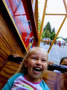 2019 Lacey Spring Fun Fair free rides