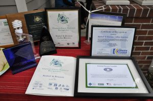Batdorf and Bronson Green Power Awards