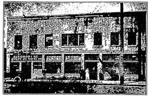 Buckeye Extract Building