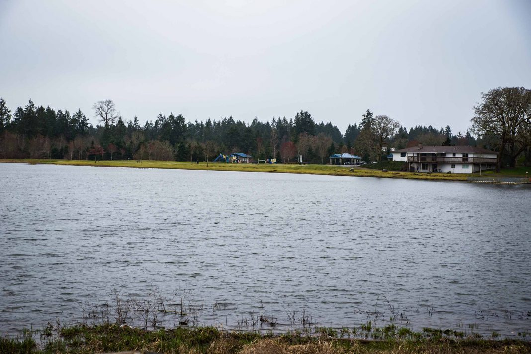 City of Lacey Long Lake Park Safety Improvements Dock Longs Pond