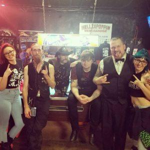 Hellzapoppin Crew and Derek