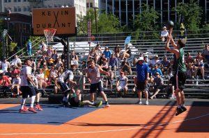 3x3 basketball Olympia