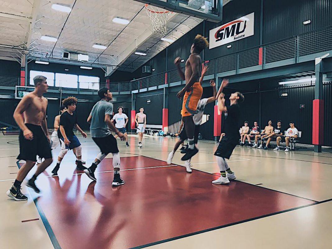 FIBA 3X3 basketball