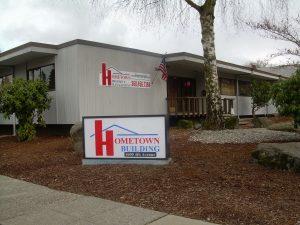 Hometown Property Management Building