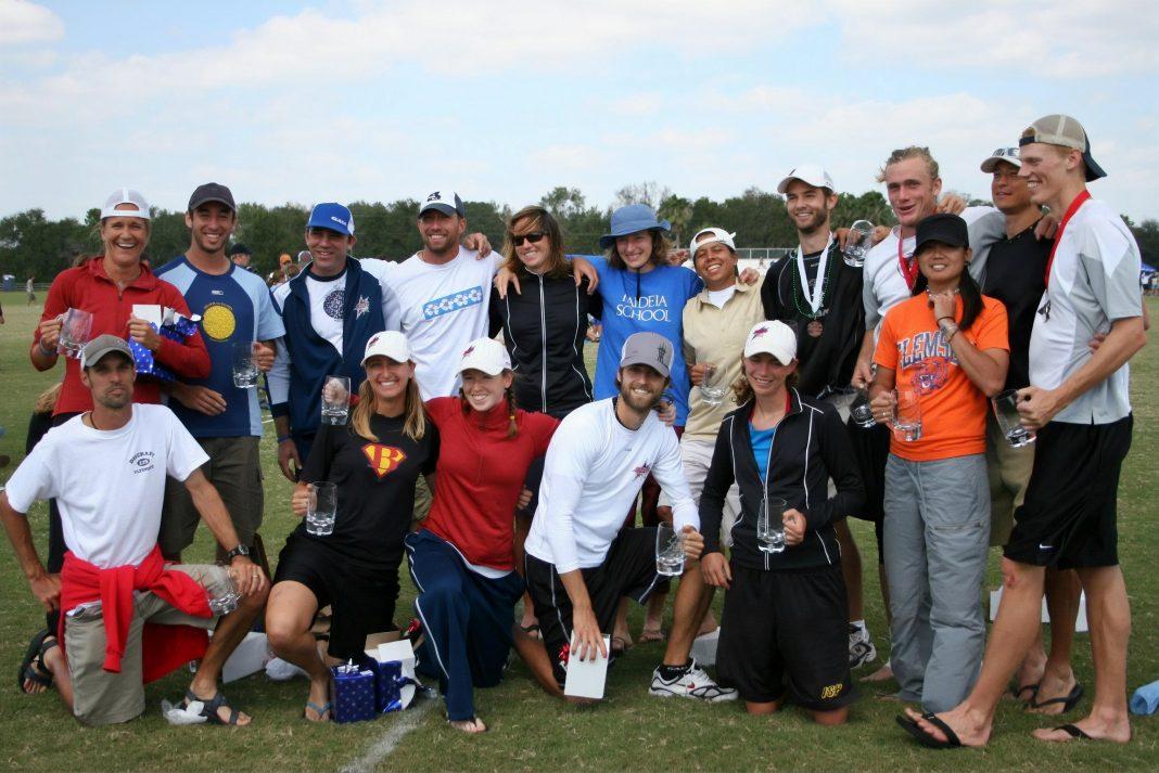 Katherine Halmos Jones profile ultimate frisbee champs