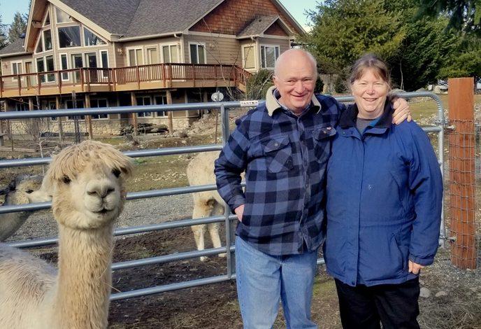 La Vida Alpacas and Owners