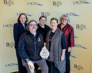 Lacey South Sound Chamber Awards Community Service Senior Services of South Sound