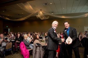 Lacey South Sound Chamber Awards Jerry Farmer Think Chamber First