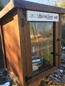Olympia Free Little Libraries
