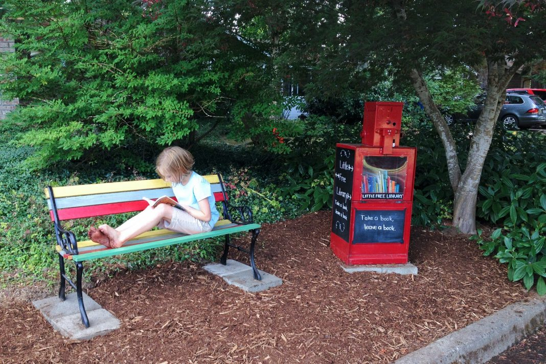 Little Free Libraries Thurston County