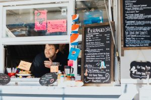 Olympia Farmers Market 2019 dining options